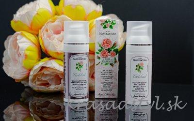Recenzia: Porovnanie krémov MANUFAKTURA (rad s ružou)