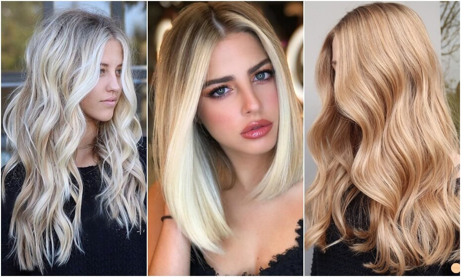 Komu sa hodia blond vlasy