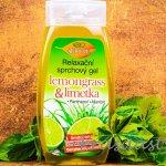 Recenzia: NOVINKA BIONE Relaxačný sprchový gél citrónová tráva & limetka (limitovaná edícia)
