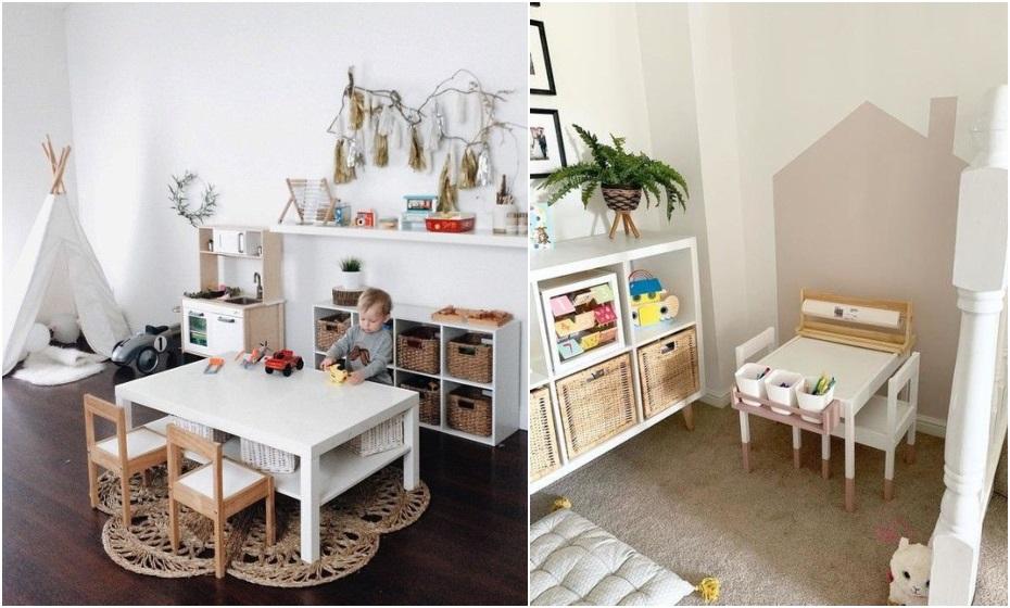 Montessori pripravené prostredie