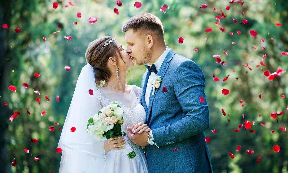 Svadba a sobáš v sne
