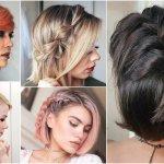Účesy z polodlhých vlasov: Skroť vlasy štýlovo