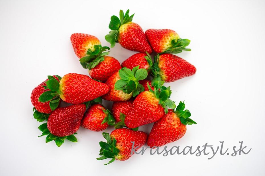 jahody proti starnutiu
