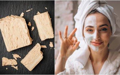 Maska z droždia nielen na akné: Vyskúšaj skrášľujúce účinky kvasníc
