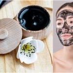 Domáca pleťová maska na póry: Čierna spása na čierne bodky