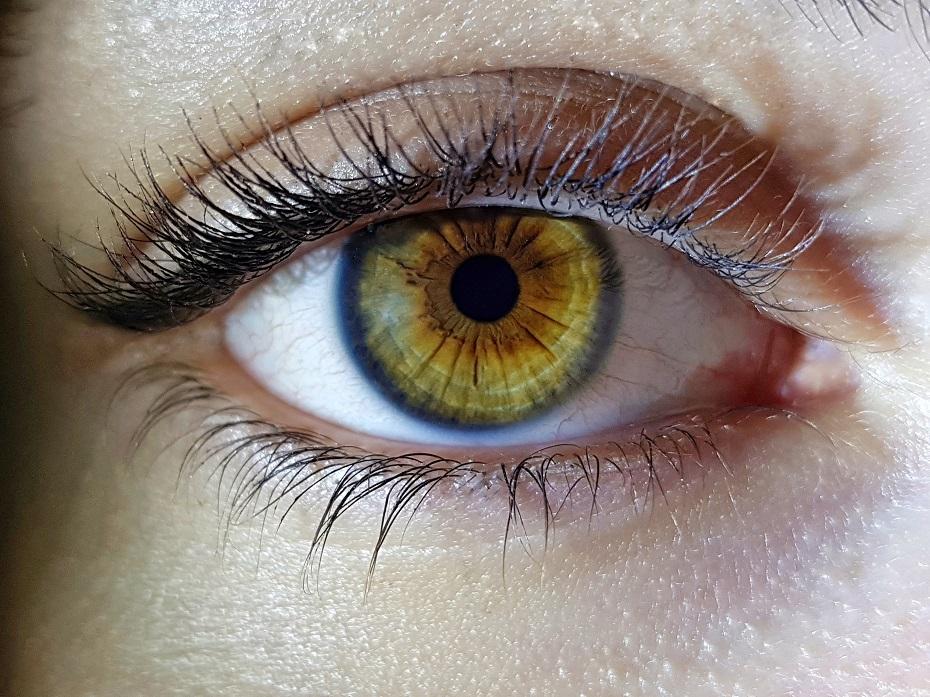 charakter podľa očí