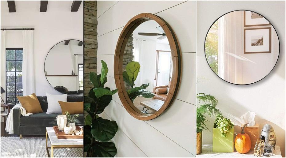 zrkadlá v byte
