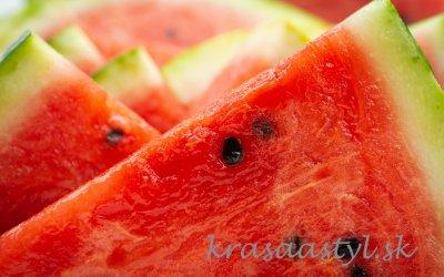 Ako vybrať zrelý melón? 5 + 1 dobrý tip