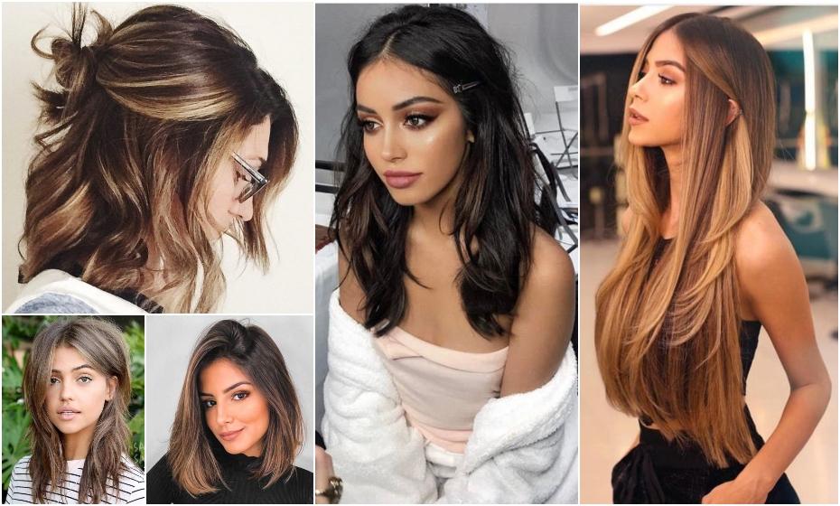 Komu sa hodia hnedé vlasy