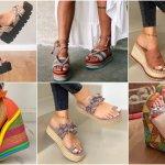 Letné topánky na platforme: Top trend 2020