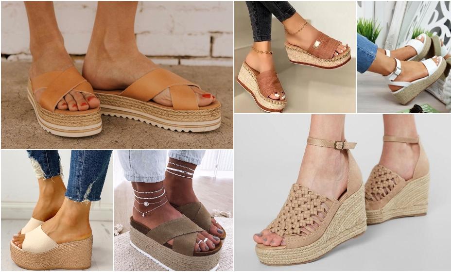 topánky na platforme neutrálne