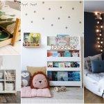 Detská izba s prvkami montessori: Praktické inšpirácie