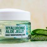 Recenzia: Garnier Skin Naturals Hyaluronic Aloe Jelly