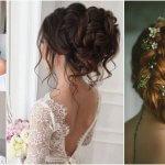 Letné účesy na svadbu: Veľa prekrásnej inšpirácie na deň D