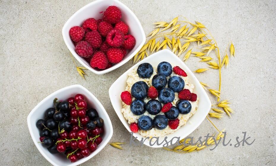 Recepty na zdravé raňajky