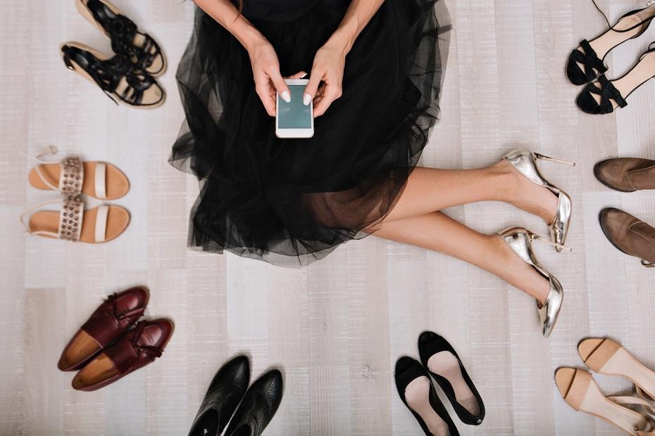 topánky nevhodné pre zdravie