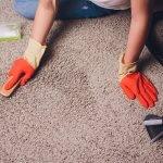 Ako vyčistiť koberec od fľakov a zbaviť ho zápachu?