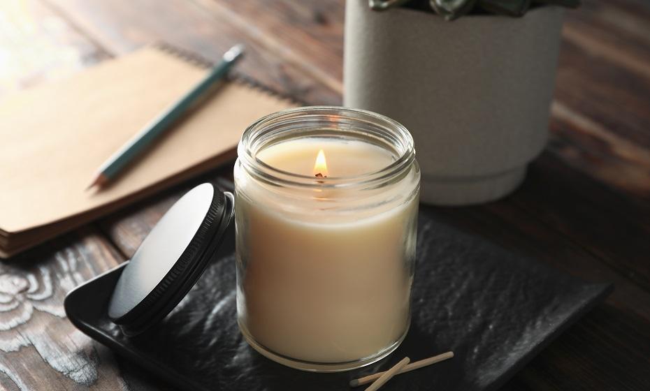Sójové sviečky