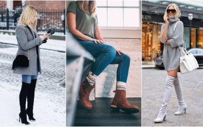 Trendy dámske čižmy na zimu: Páčia sa ti športové alebo na opätku?