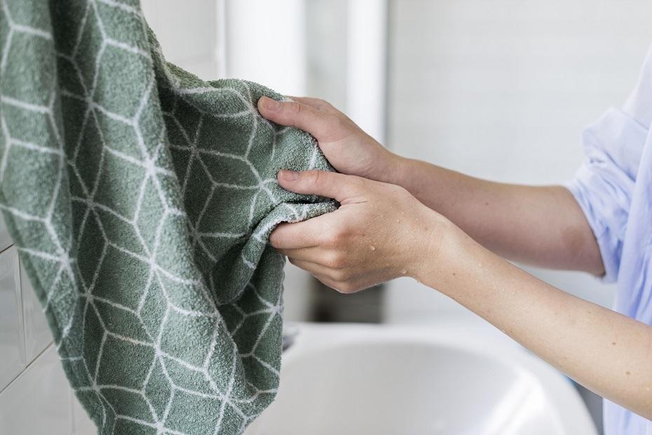 ako na hebké uteráky