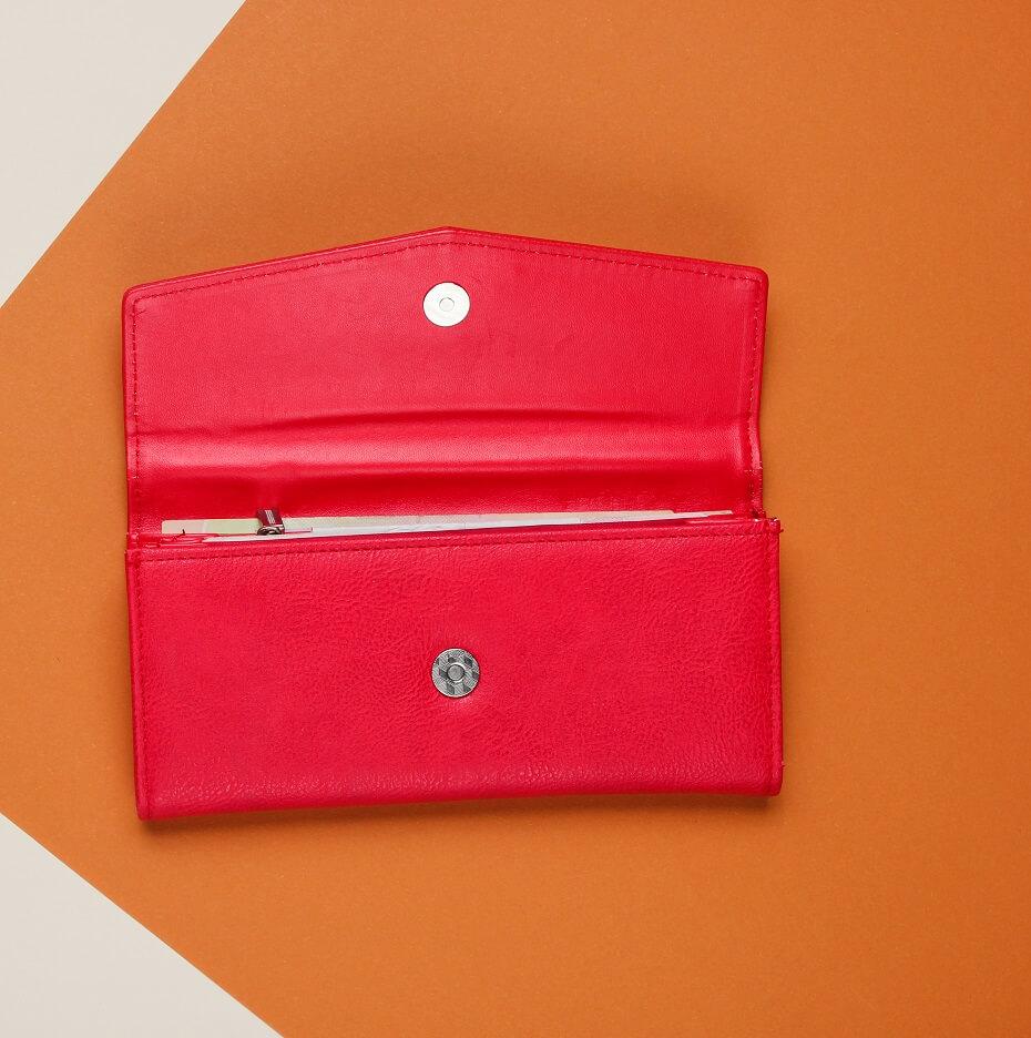červená peňaženka feng šuej