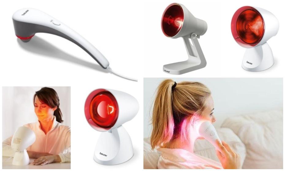 infračervená lampa ponuka
