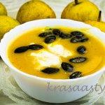 Recept: Lahodná polievka z nashi hrušiek