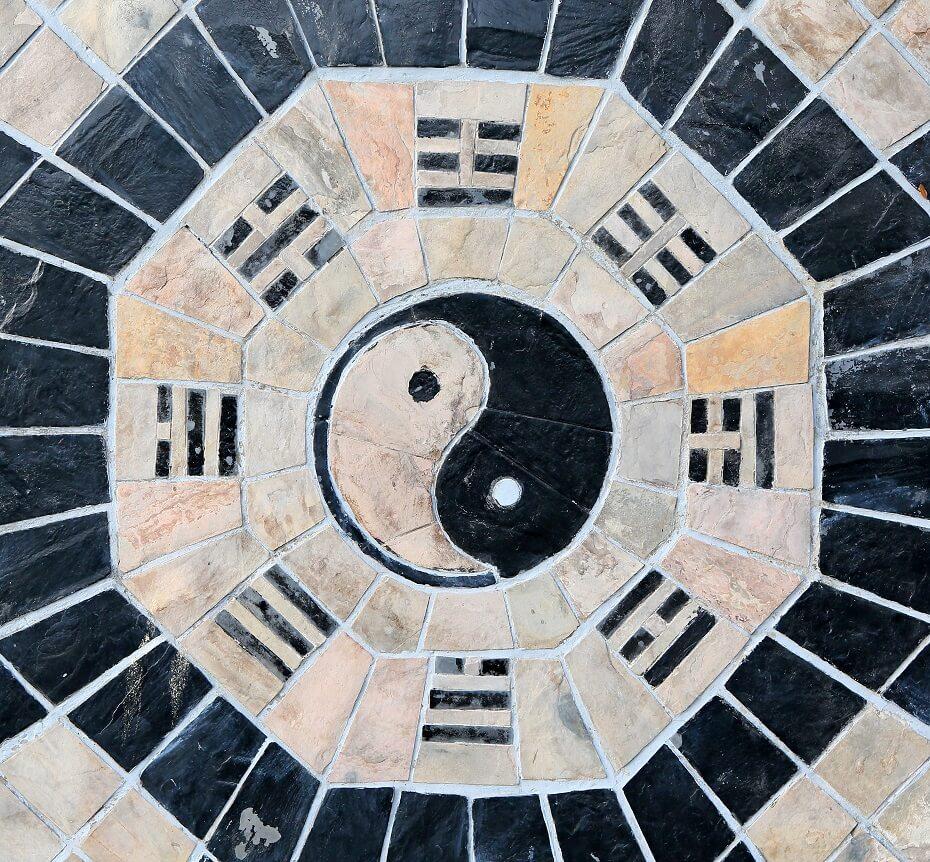 ying yang feng šuej