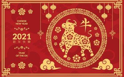 Čínsky nový rok 2021: Čo prinesie rok kovového Byvola?