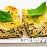Lasagne s kuracím mäsom a špenátom: Recept aj pre začiatočníkov
