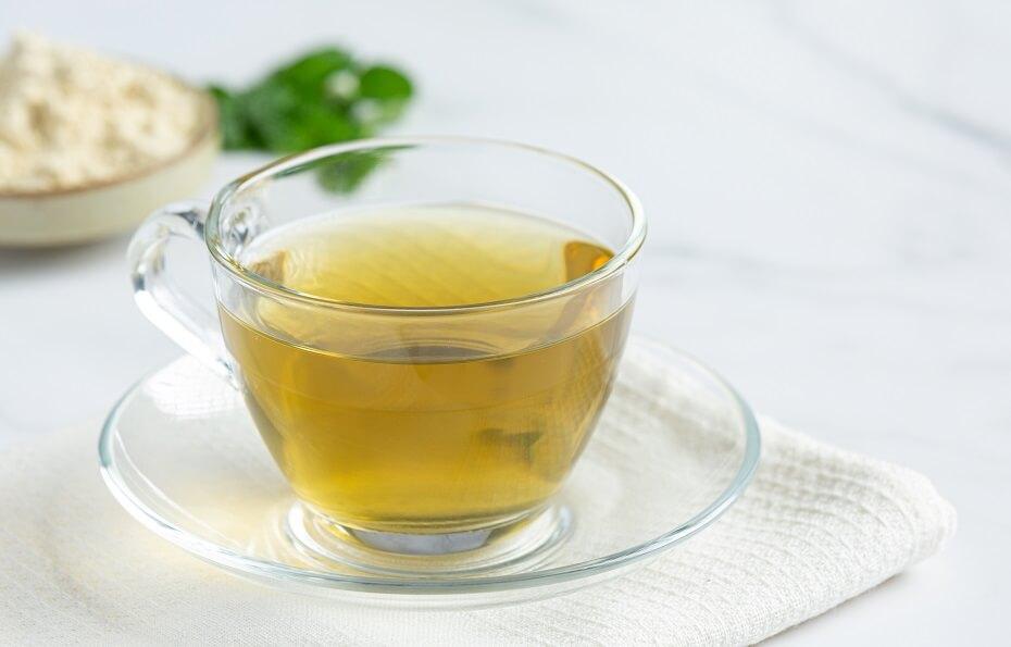 skorocel účinky čaj sirup