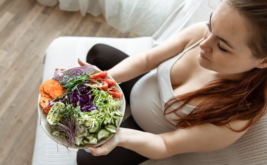 tehotenská cukrovka strava