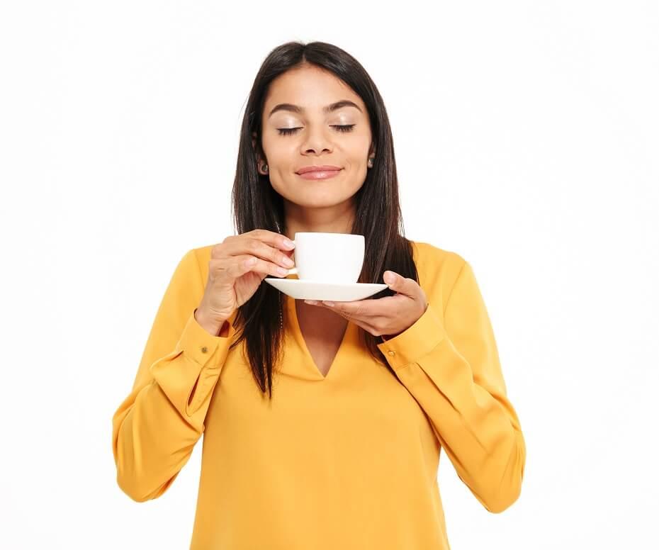 vykladanie osudu z kávového gruntu