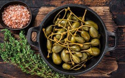 Prečo využiť kapary v kuchyni? Spoznaj ich účinky aj TOP recepty z kapár