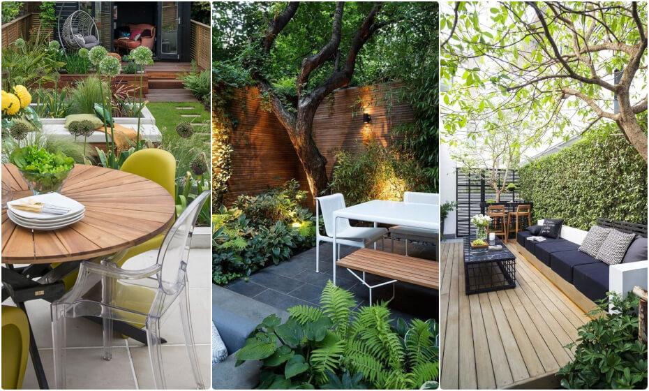 malej záhrady