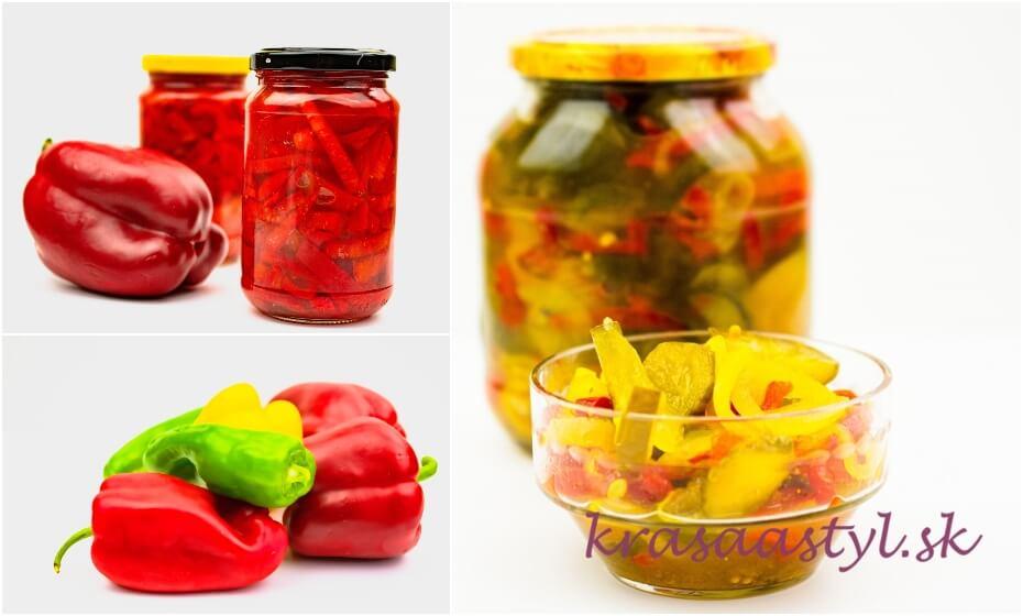 Recepty s paprikou