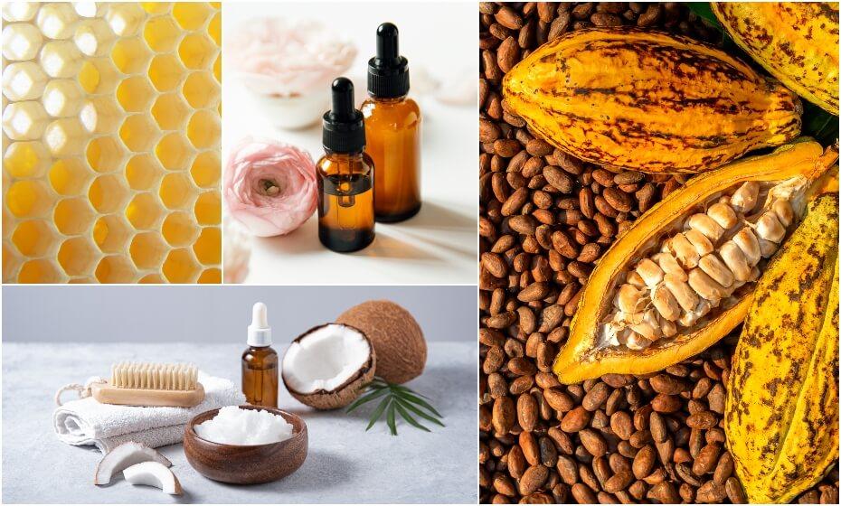 ingrediencie domáca kozmetika